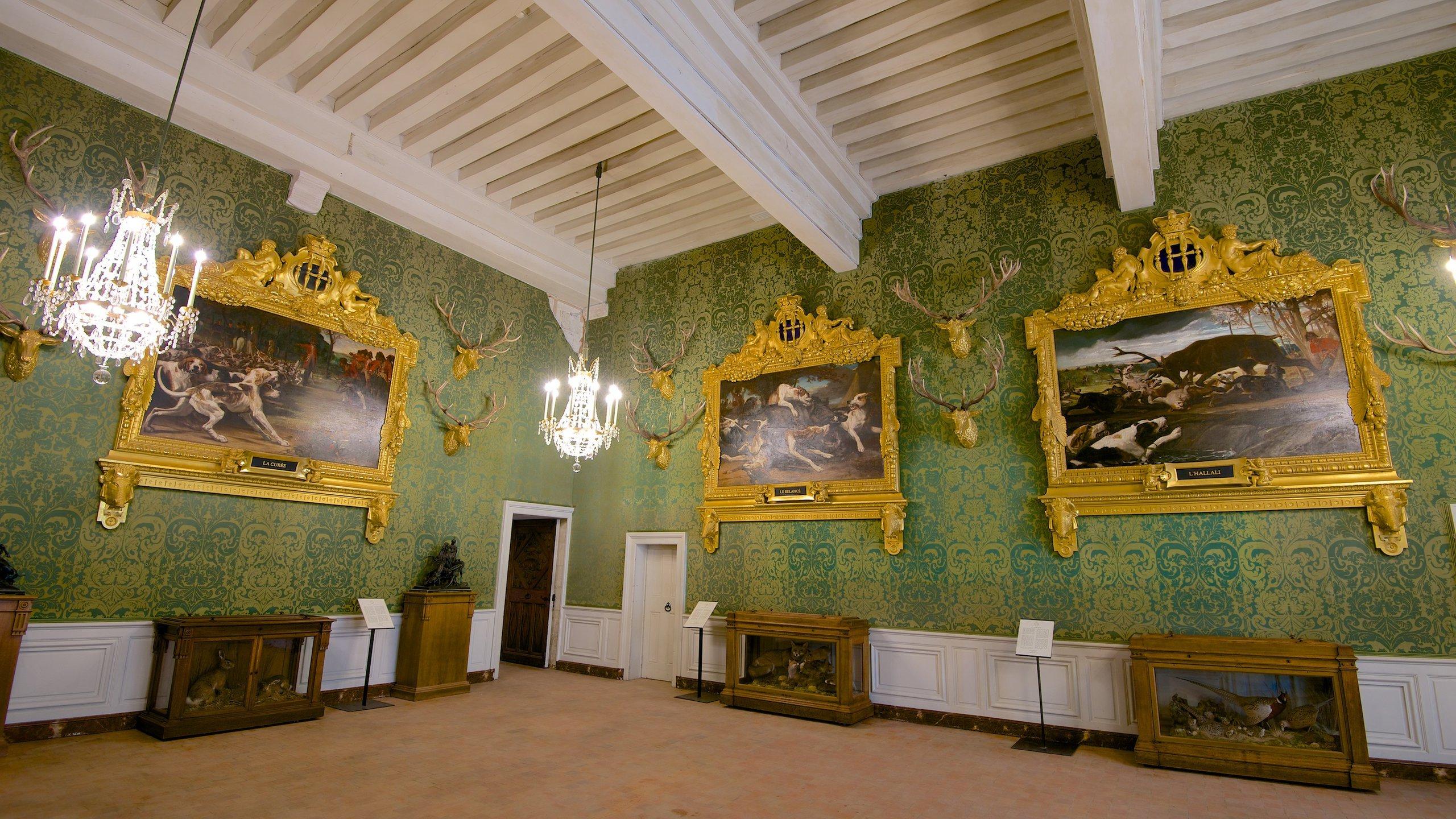 Комната замка Шамбор