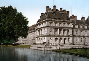 Версаль. Экскурси по Франции