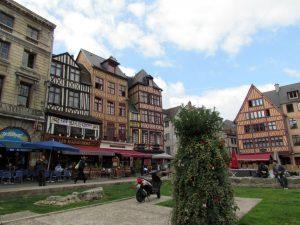 Нормандия, Руан, Экскурсии в Нормандию