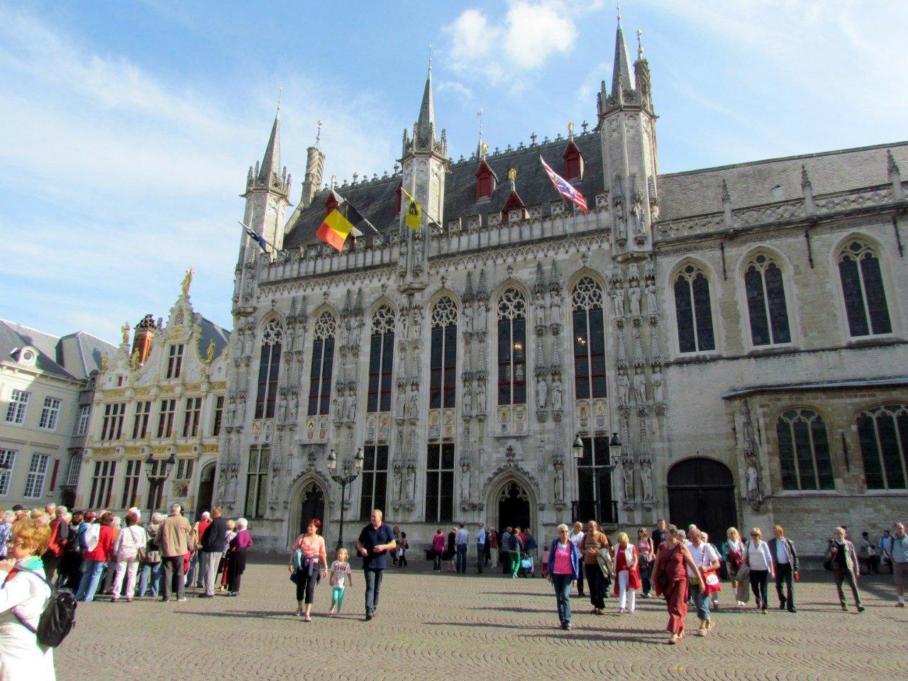Экскурсия в Брюгге