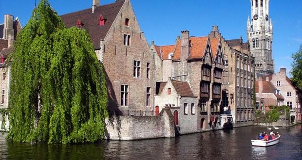 Экскурсия в Брюгге и Гент