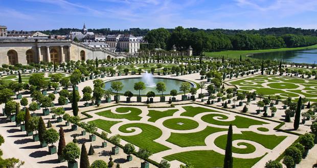 Экскурсия в Версаль и Фонтенбло