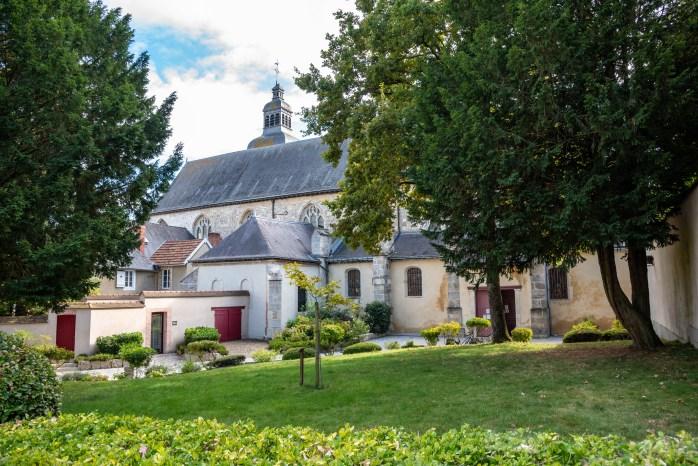 аббатство Овиллер