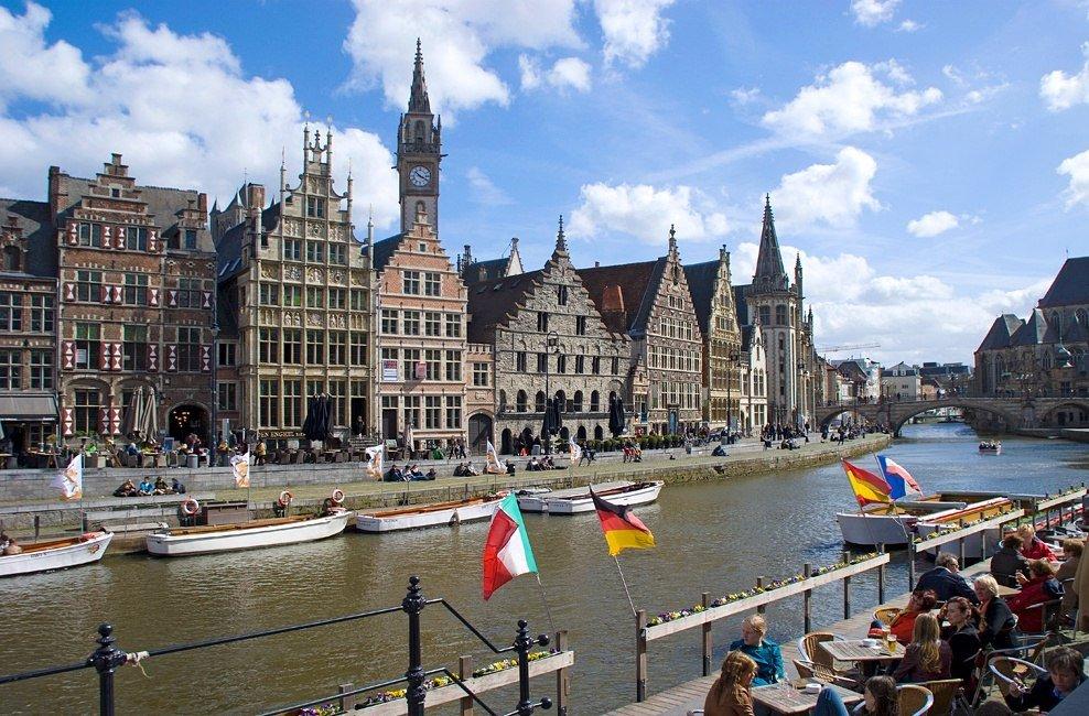 Экскурсия в Брюгге из Парижа