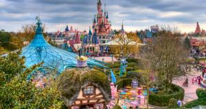 Парк Диснейленд: сказка для детей и взрослых