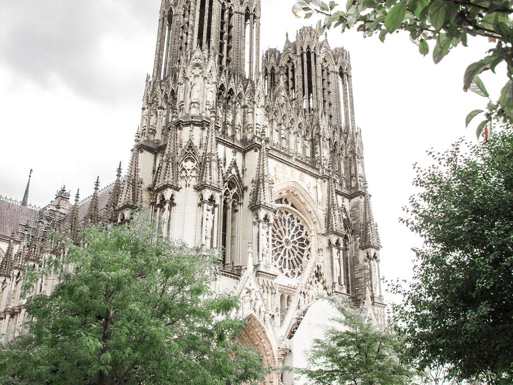 Реймсский собор - Экскурсия в Шампань из Парижа