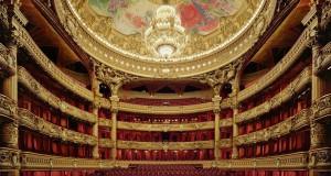Посещение Оперы Гарнье