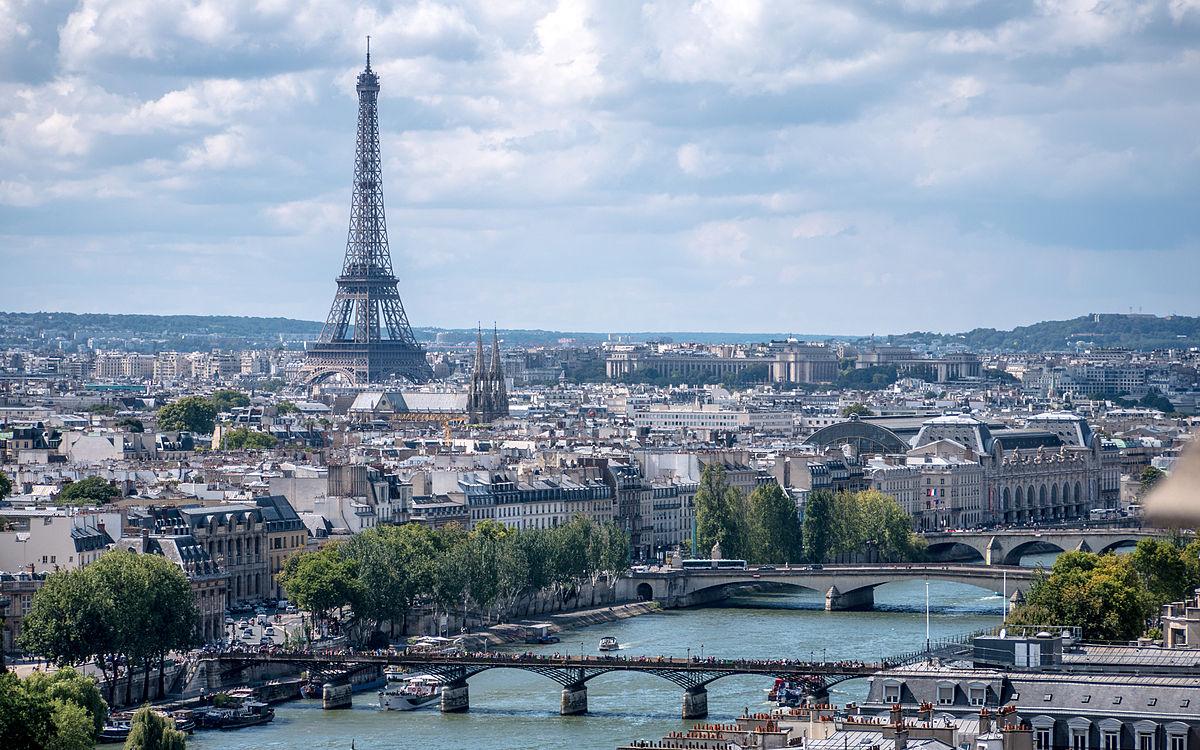Магия парижских мостов