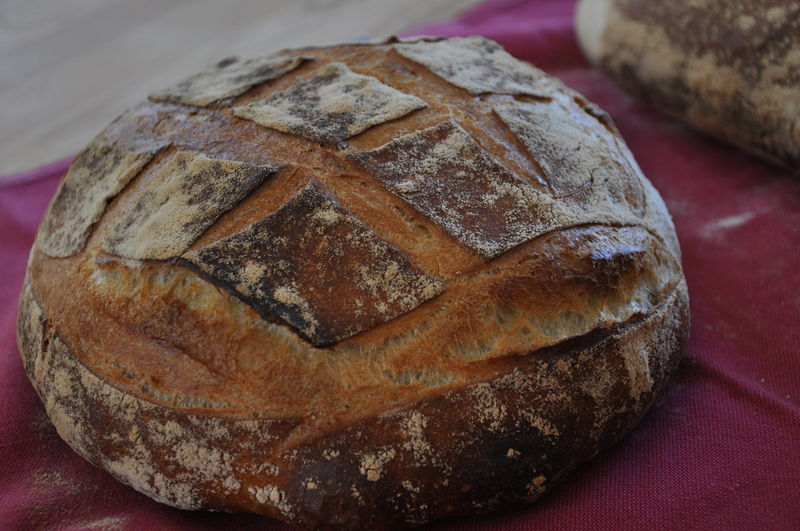 Un pain de campagne