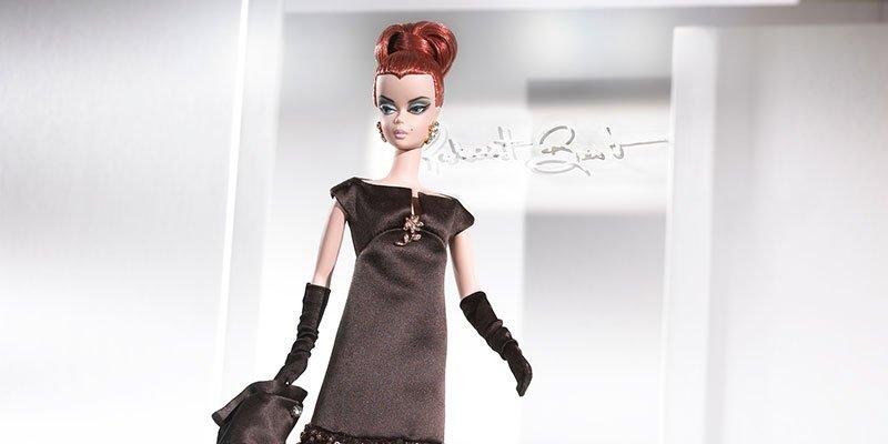 """Выставка """"Barbie Rétro-Chic"""""""