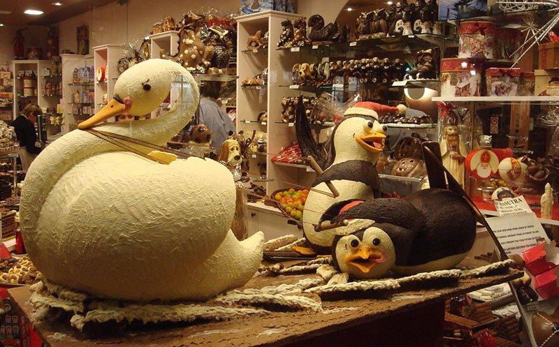 музей шоколада для гурманов