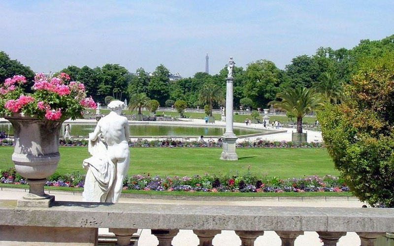 Люксембургский сад (Jardin du Luxembourg) — дворцово-парковый ансамбль в центре Парижа