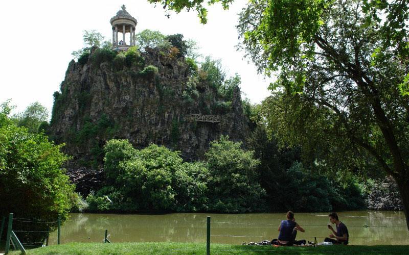 Парк Бют-Шомон (фр. parc des Buttes-Chaumont) — городской парк 19 округа Парижа