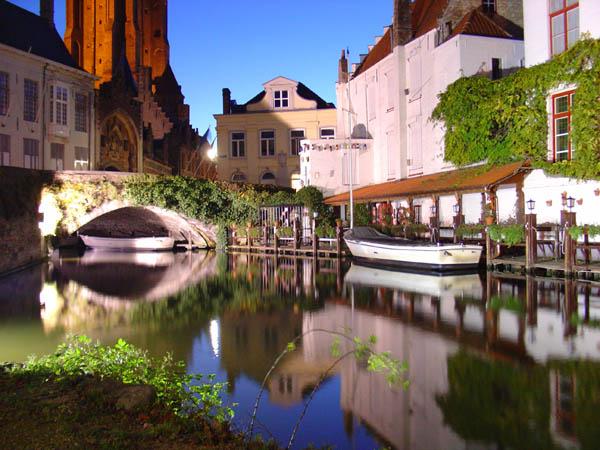 Путешествие в сказочный Брюгге- Экскурсии по Франции