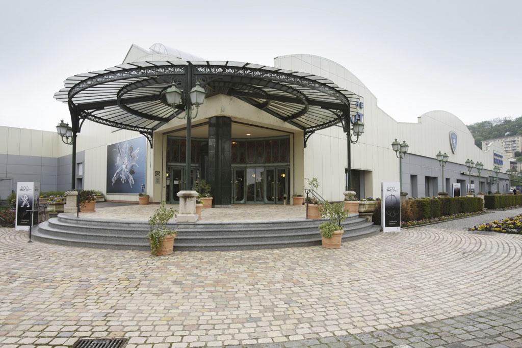 Музей Пежо Франция