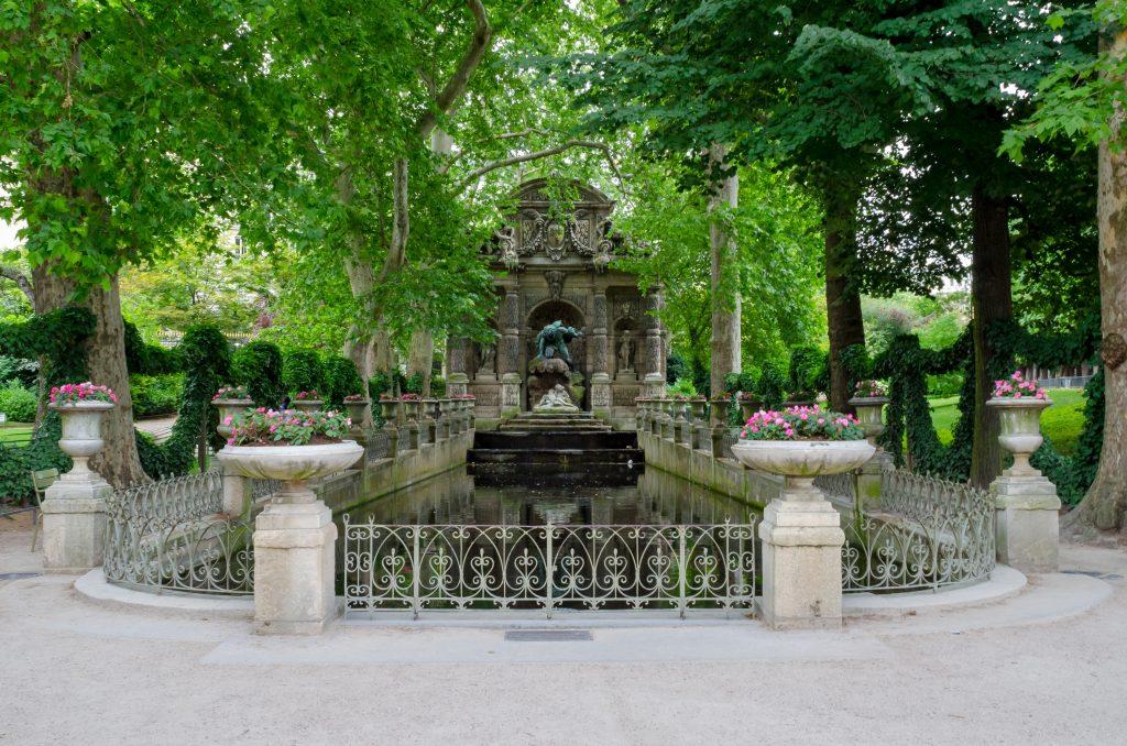 фонтан Медичи