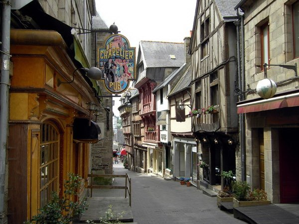 Франция Бретань