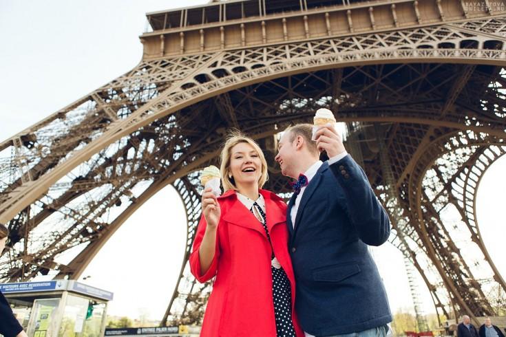 Счастливы в Париже