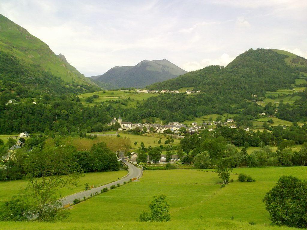 Ле-Лот- и- Гвронна: восточная Аквитания