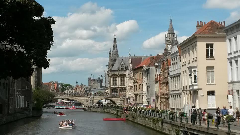 Экскурсионный тур в Бельгию