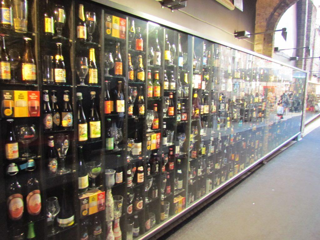 Стена Пива в Брюгге