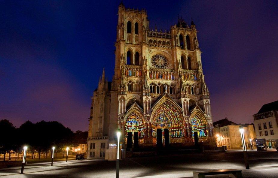 Кафедральный собор Амьена