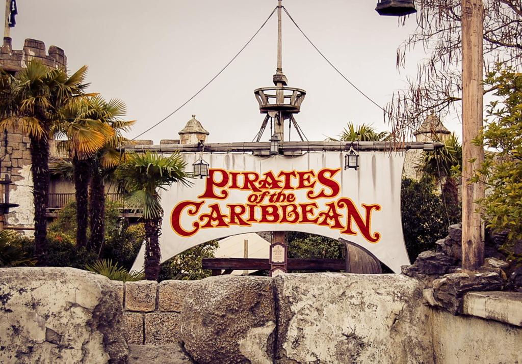 Пираты Карибского моря-