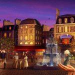 Интересные аттракционы в Диснейленде Париж