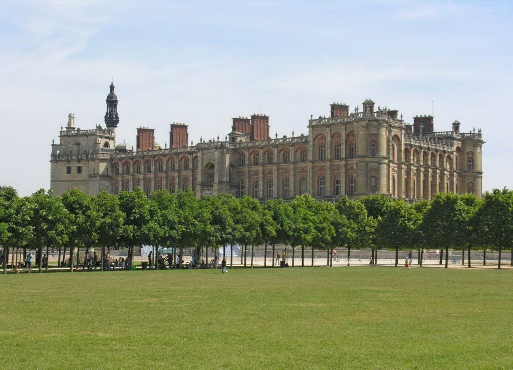 Замок Сен-Жермен-ан-Лэ-