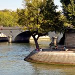 Остров Святого Людовика в Париже