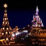 Диснейленд зимой. Новый год и Рождество