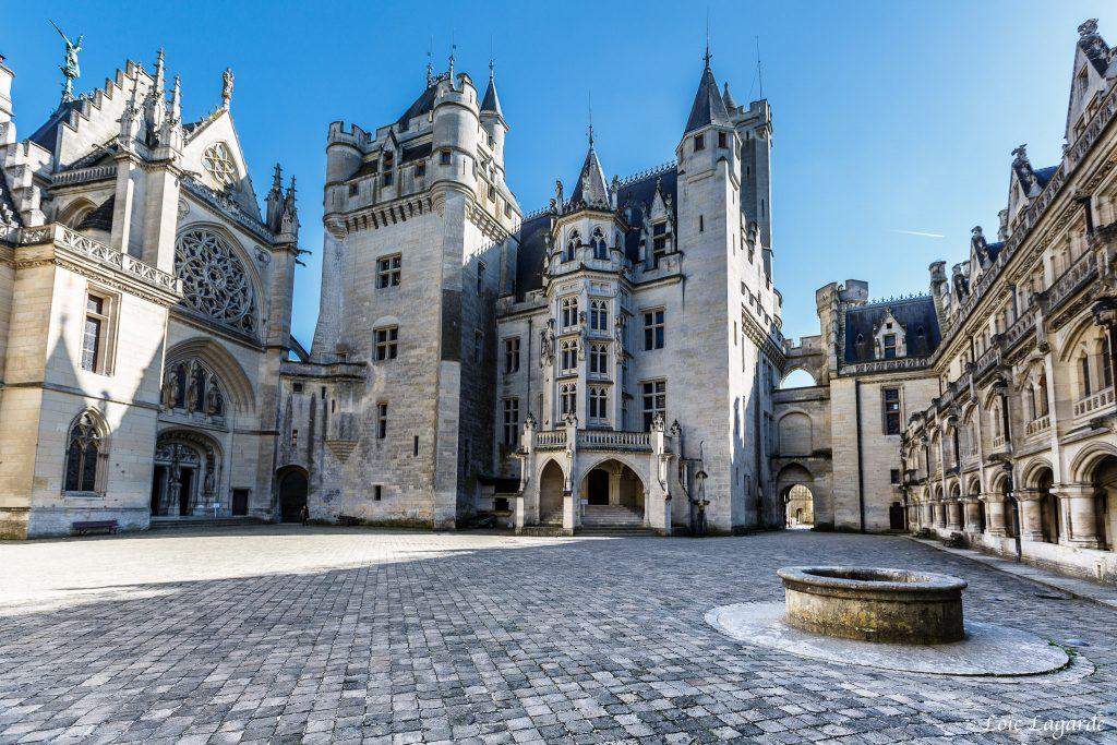 экскурсия замок Пьерфон из Парижа