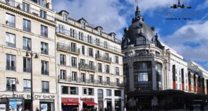 Лучший шоппинг в Париже