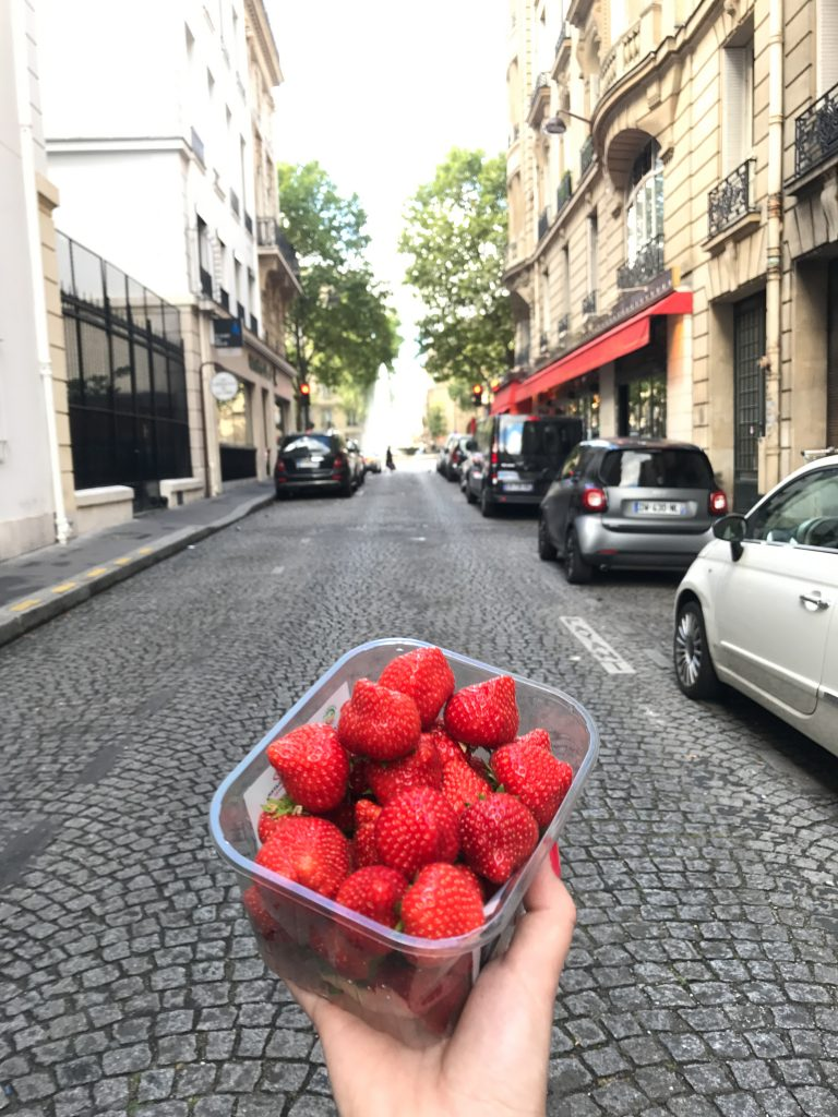 Экскурсия вокруг чрева Парижа