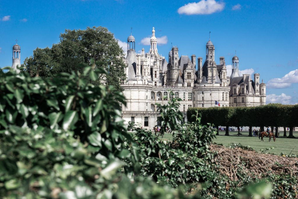Экскурсионный тур замки Луары- Коньяк- Бордо