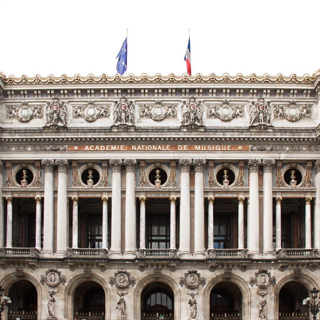 По Парижу от Оперы до Инвалидов