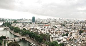 Париж с крыш