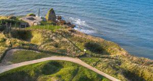 Нормандские пляжи. Высадка