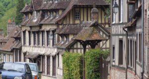Самая красивая деревня Нормандии