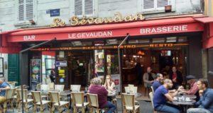 Лучшие пешеходные улицы Парижа