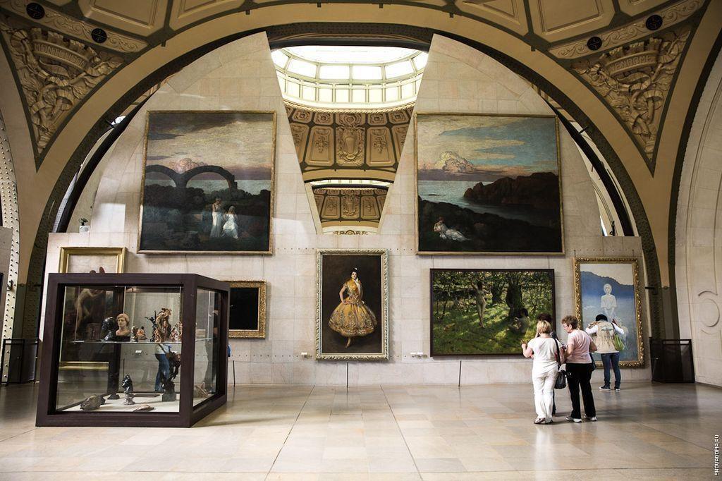 экскурсия в музей Орсе в Париже
