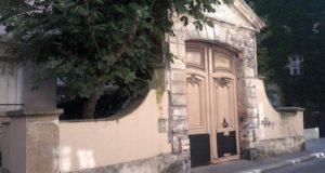 Заброшенный портал XVII века в сердце Маре