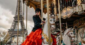 Лучшая фотосессия – это фотосессия в Париже