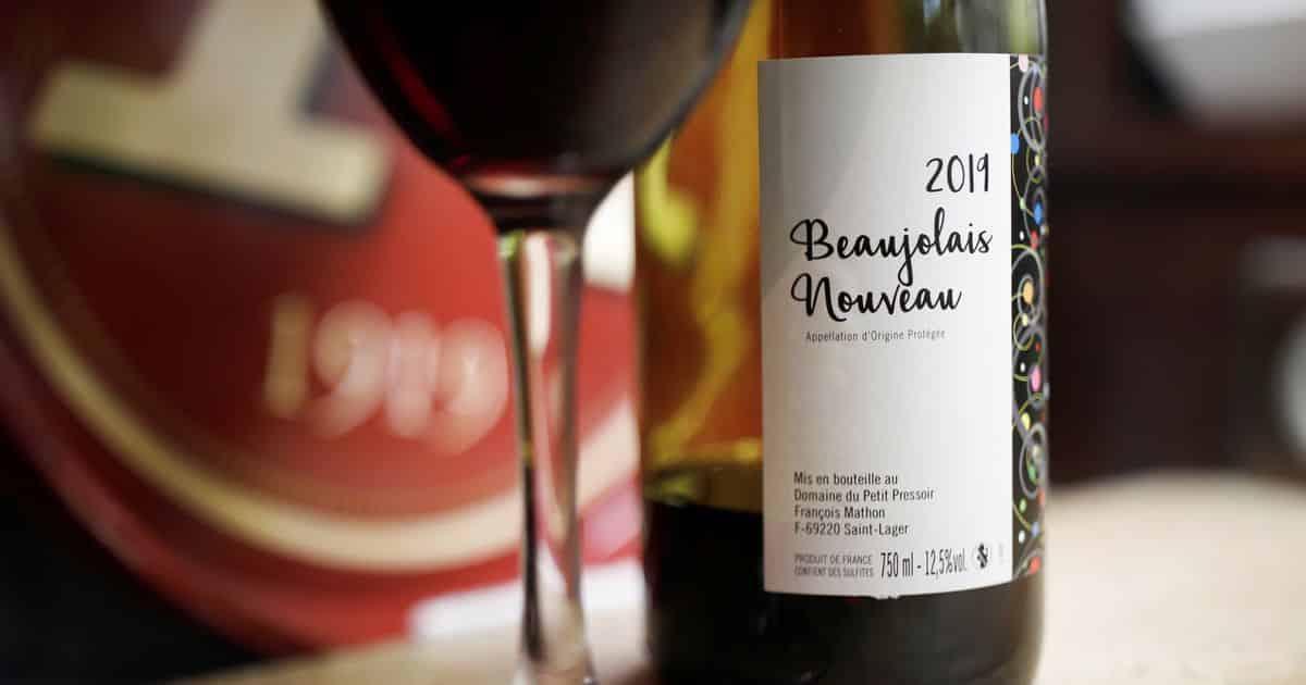 Божоле - молодое вино из Франции