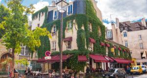 Секреты квартала Маре в Париже