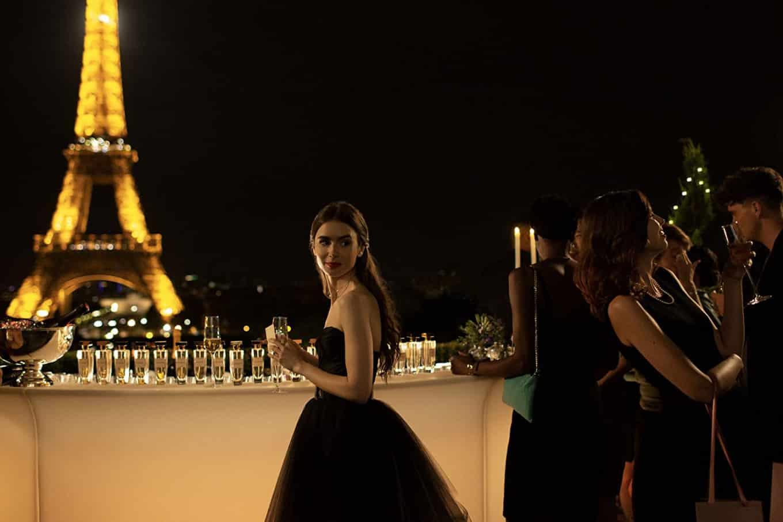 Эмили в Париже: места съемок сериала