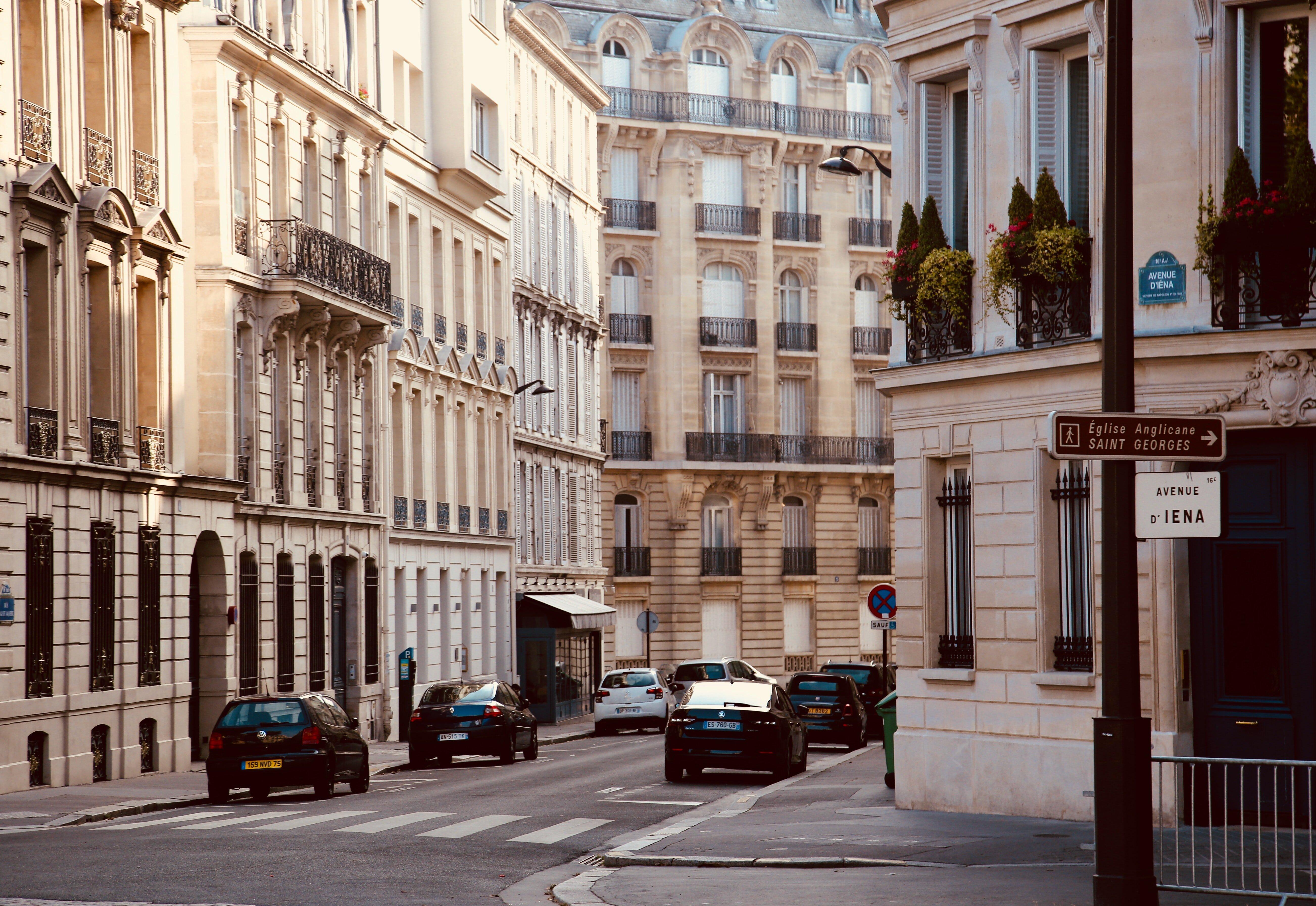 Париж: места, обязательные для посещения
