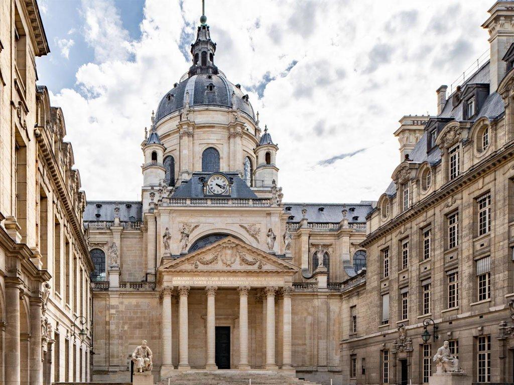 Прогулка по левому берегу Парижа